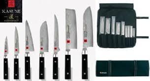 malette couteau cuisine malette couteaux de cuisine kasumi master