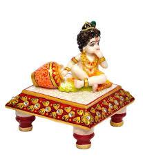 Handicraft Home Decor Items Aura Handicraft U0026 Home Decor Marble Laddu Gopal Buy Aura