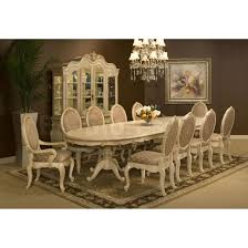 Michael Amini Dining Room Sets 5778 00 Lavelle Pedestal Dining Set By Michael Amini Dining