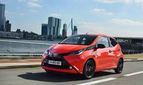 toyota aygo cars toyota aygo a small city car can still be beautiful