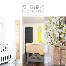 Partery Barn Pottery Barn Hacks The Cottage Market
