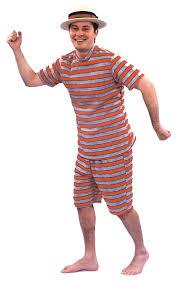 mens costume 20s men s bathing suit costumes