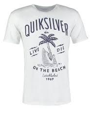 Bench Mens T Shirts Black Mens Quiksilver T Shirt