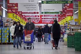 si e de carrefour carrefour battles tough european market wsj