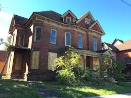 Zombie House 75k Grant Will Help Albion Bring U0027zombie U0027 Houses Back To Life