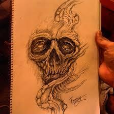 organci tattoo design by tommyyu on deviantart