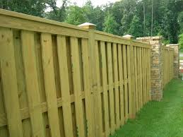Fence Designs Styles And Ideas Backyard Fencing And More Pics With