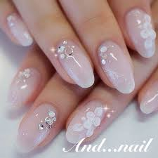 best 25 bridal nail art ideas only on pinterest bridal nails