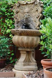 backyard fountains back yard projects to create an outdoor sanctuary