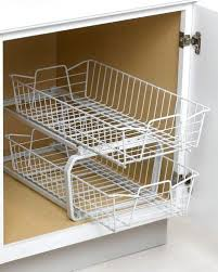 under cabinet pull out drawers 35 under shelves pull out basket rev a shelf 1475 in w x 2206 in