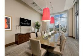 Private Dining Rooms Dallas The Sovereign At Regent Square Apartments 3233 West Dallas
