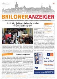 Sch E Einbauk Hen Winterberger Anzeiger Ausgabe Vom 31 05 2017 Nr 20 By Brilon
