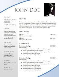 astonishing decoration attractive resume templates creative design