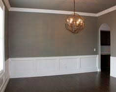 Elegant Dining Room Wainscoting Ideas For Home Designing - Dining room with wainscoting