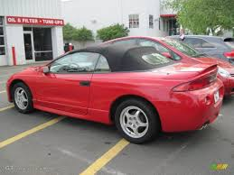 1998 mitsubishi eclipse spyder information and photos zombiedrive