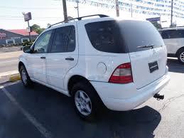 2000 mercedes suv mercedes m class 2000 white suv ml320 gasoline 6 cylinders