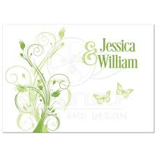 wedding invitations greenery greenery wedding invitation green celadon white floral vines