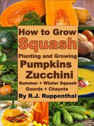The Summer And Winter Garden - buy how to grow squash planting and growing pumpkins zucchini