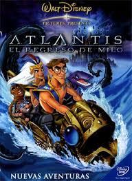 Atlantis: El Regreso de Milo (2003) [Latino]