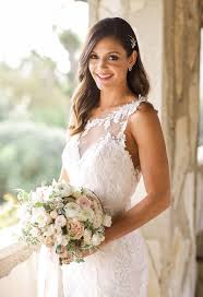 outdoor wedding dresses maggie desiree hartsock s outdoor wedding