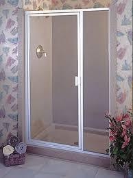 Frame Shower Door Framed Showers Shower Glass Barefoot And Company