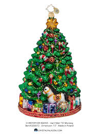 decor christopher radko tree christmas ornaments with fancy