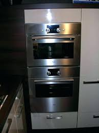 meuble four cuisine meuble cuisine colonne pour four encastrable meuble pour four