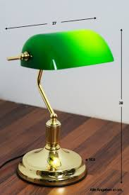 green glass shade bankers l banker l shade bankers with green brass finish office reading