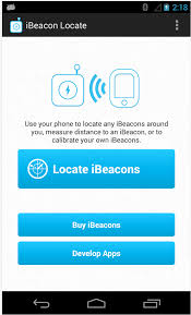 android beacon ibeacon for android radius app helps you discover and test