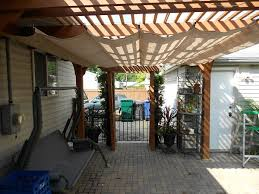 Easy Diy Pergola by Pergola Sun Shade Crafts Home