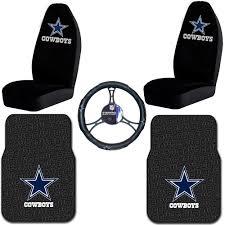dallas cowboys auto accessories dallas cowboys seat covers