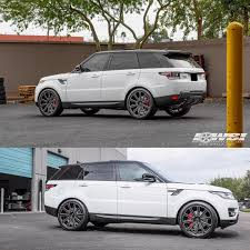 land rover range rover sport matte black 2016 land rover range rover sport 22 giovannawheels gianelle