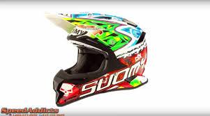 suomy motocross helmets suomy carbon alpha warrior helmet at speedaddicts com youtube