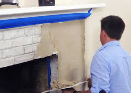 resurface a fireplace with stucco how tos diy