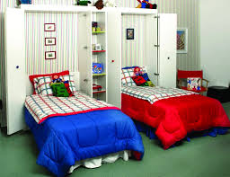 Bedroom Partitions Ideas For Decorating Rooms With Wood Flooring - Kids room divider ideas