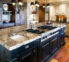 kitchen island sink ideas amazing kitchen islands with stove island electric top ideas a