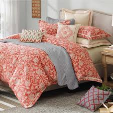 Coral Comforter Sets Comforter Tara Blush Tile Print Piece Already Viewed Shop Coral