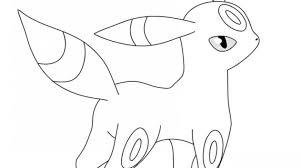 100 ideas umbreon coloring pages on gerardduchemann com