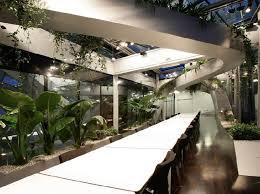 Interior Garden House Amazing Rooftop Boardroom With Panoramic Indoor Garden Twistedsifter