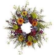 summer wreath summer wreaths