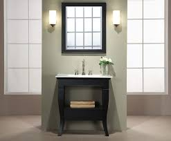Modern Wood Bathroom Vanity 30 U201d Xylem V Camino 30bk Bathroom Vanity Bathroom Vanities