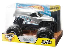 monster energy monster jam truck amazon com wheels monster jam 1 24 scale new earth authority