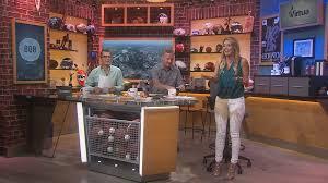 Bob Starts With A Splash When Jillian Mele Spills Coffee Live On
