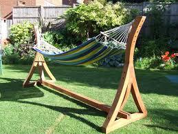 gorgeous standing hammock stand wooden hammock stand diy google