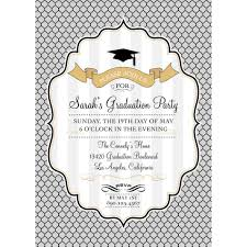 stunning graduation invitation cards templates 21 on library card