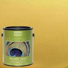 Interior Home Paint by Metallic Faux Finish Wall Paint Interior Paint The Home Depot
