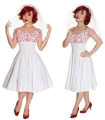 peggy cole bridal mode merr fashion pin up rockabilly 50 u0027s style