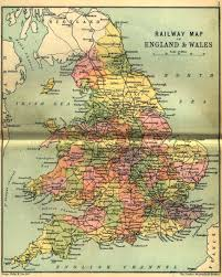 Britain Map English Counties Around 1900 Cartes Pinterest Britain Map