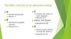 Format For Essay Writing Sat Essay Writing Prompts