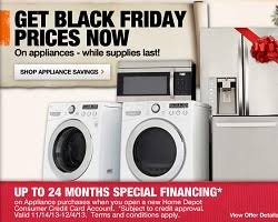 home depot in store black friday sales depot pre black friday deals 2013 appliances sale